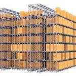 animatie structura stacker crane